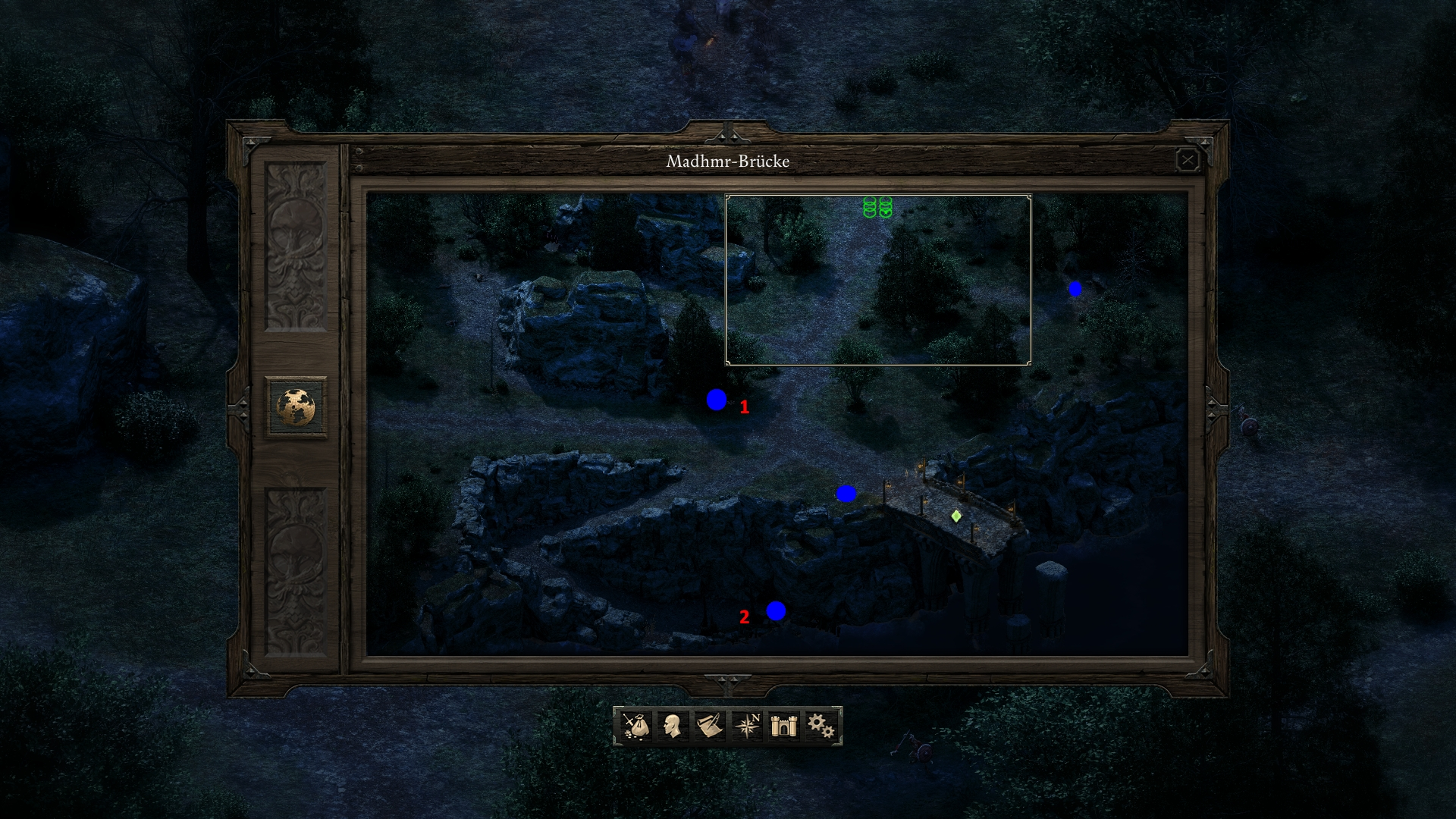 Pillars Of Eternity Karte.Pillars Of Eternity Guide Walkthrough Guide Gamersglobal De