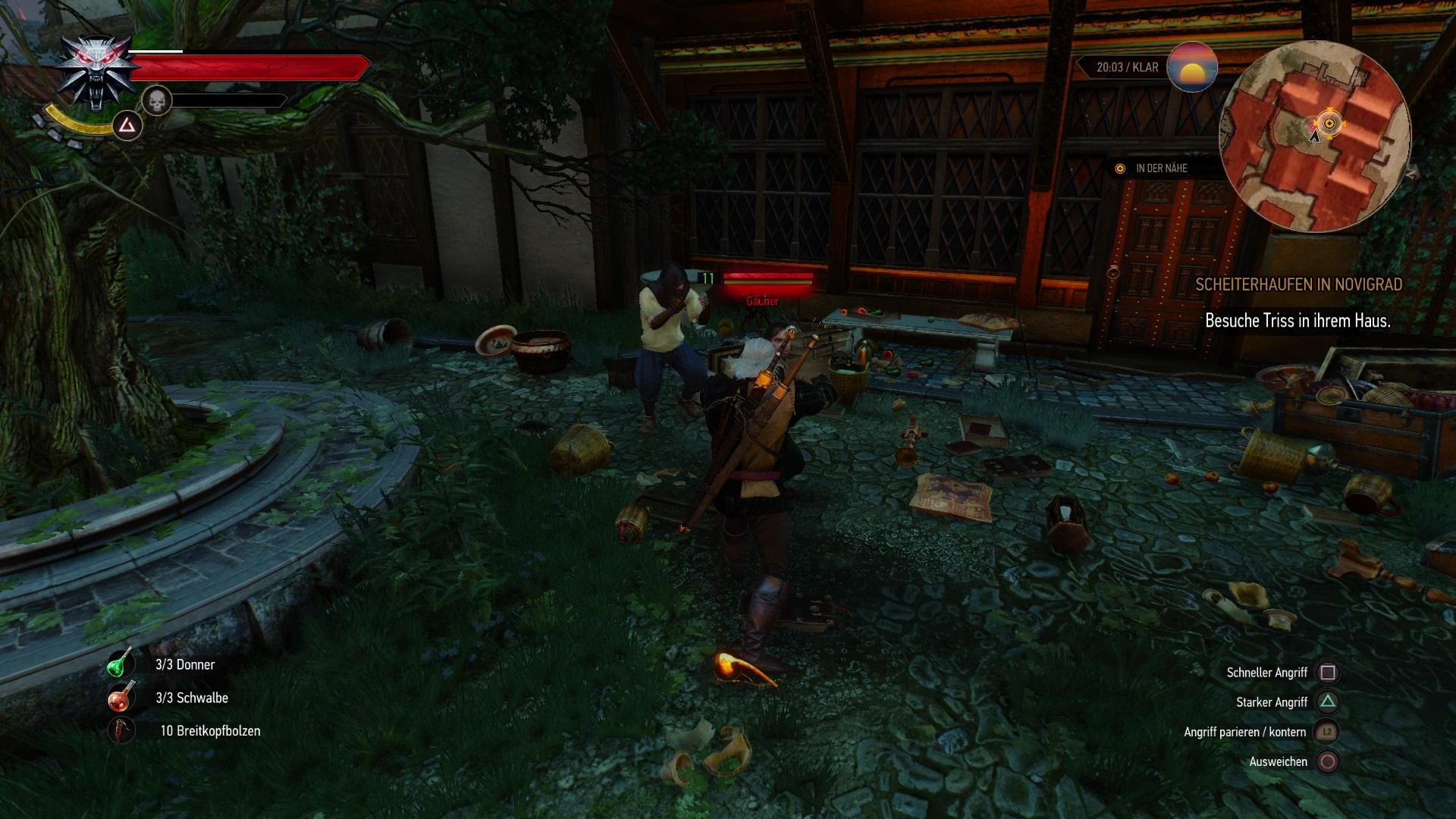 3 finde frau des the velen die barons witcher Witcher 3