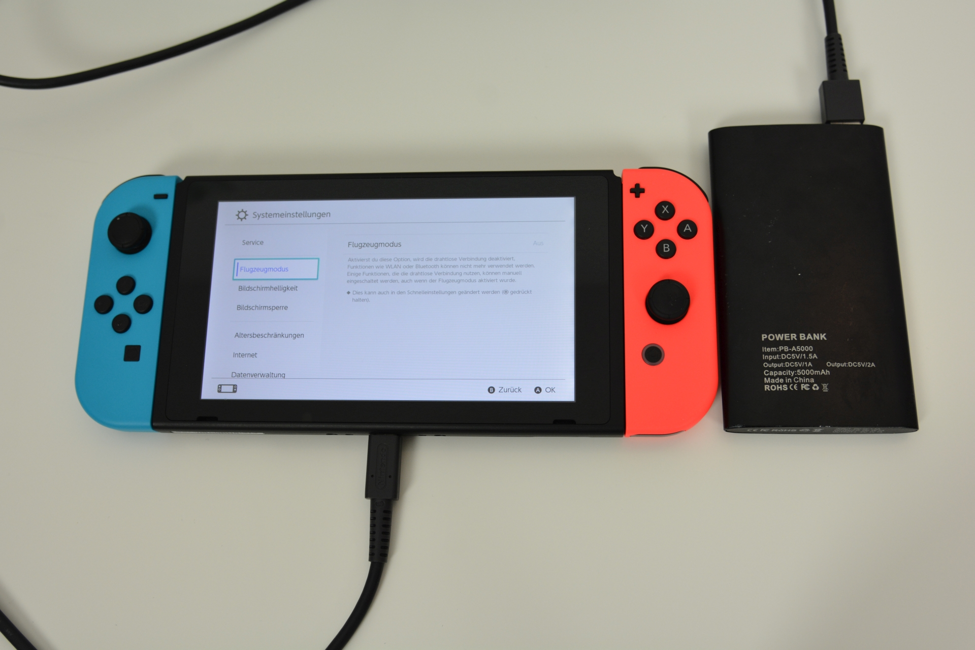 Nintendo Switch Sd Karte Maximale Größe.Nintendo Switch Akkulaufzeit Fakten Power Bank Report