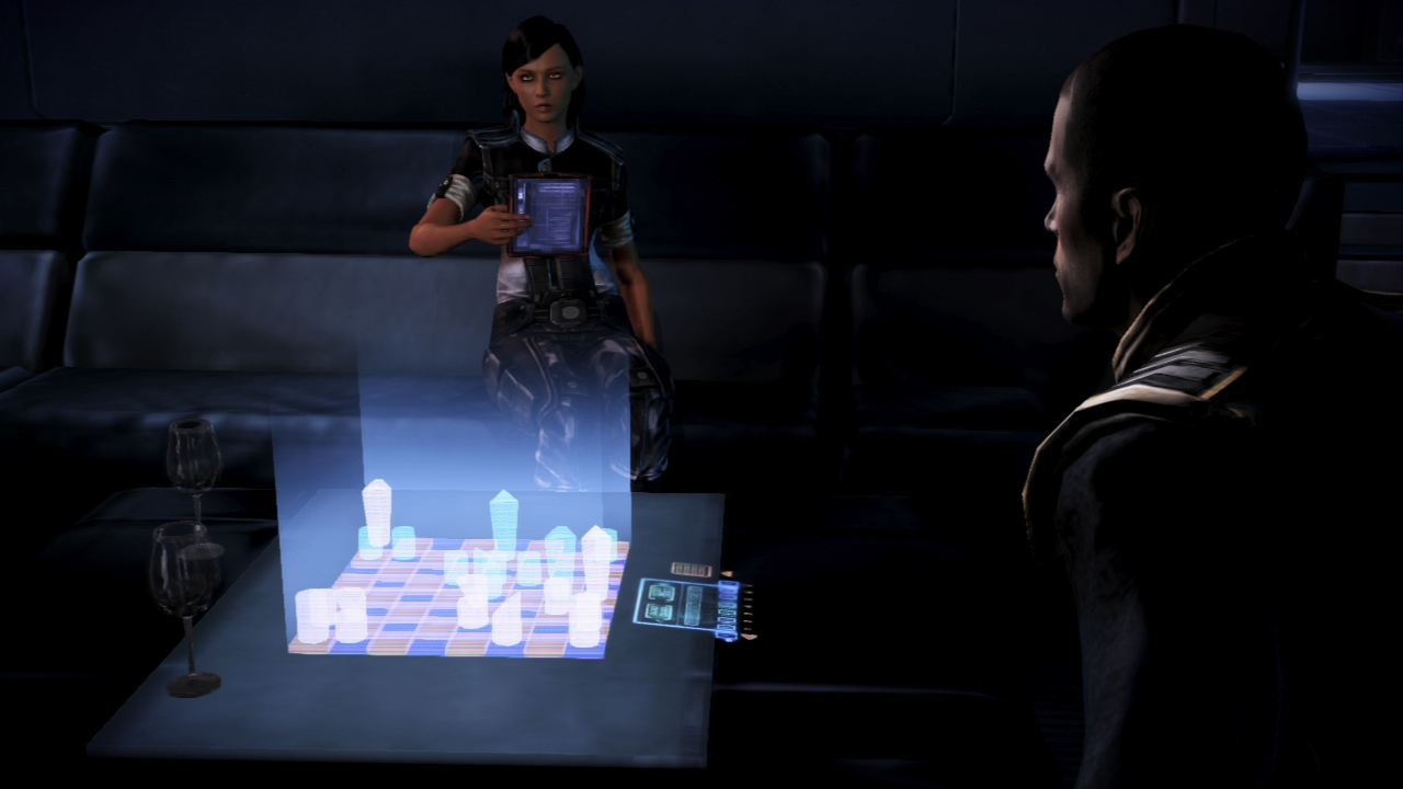 Mass Effect 2 Ashley Rekrutieren