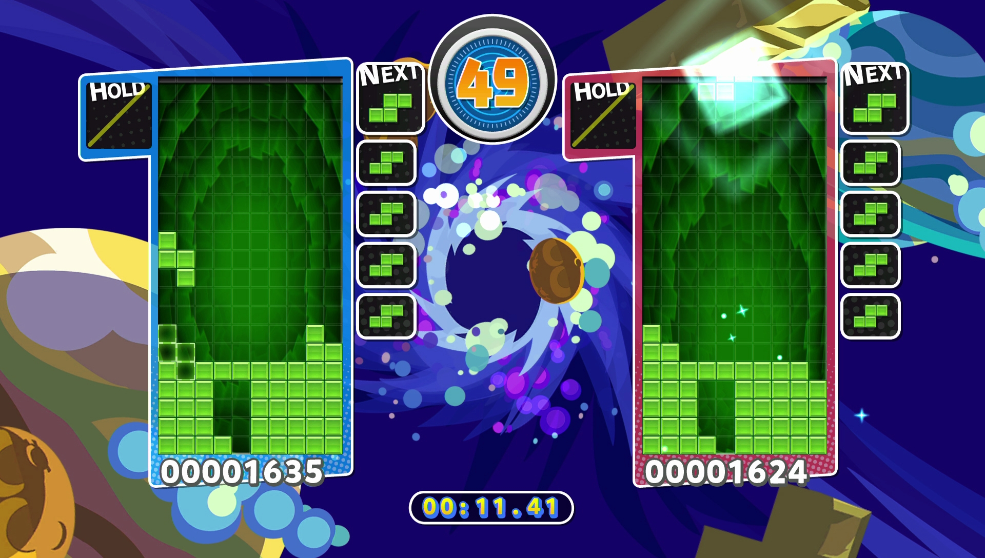 Puyo Tetris Test Spielprinzip Abenteuermodus Game Nintendo Switch Alles Oder Was