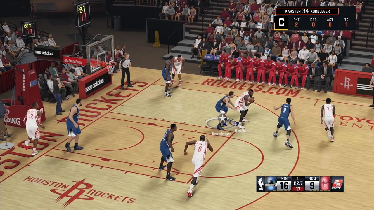 NBA 2K15 Test   GamersGlobal de