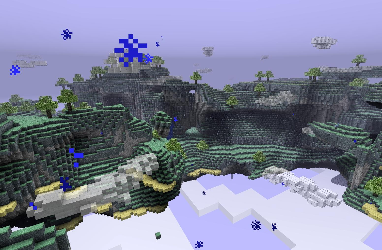 Die Besten MinecraftMods Minecraft Mods S Einleitung Aether - Minecraft beste spiele