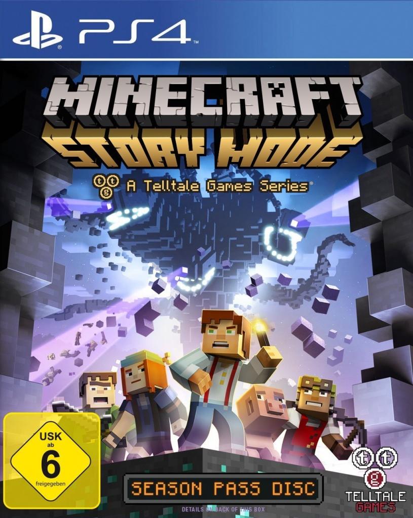 Minecraft Story Mode Episode The Order Of The Stone Für - Minecraft spiele fur playstation 3