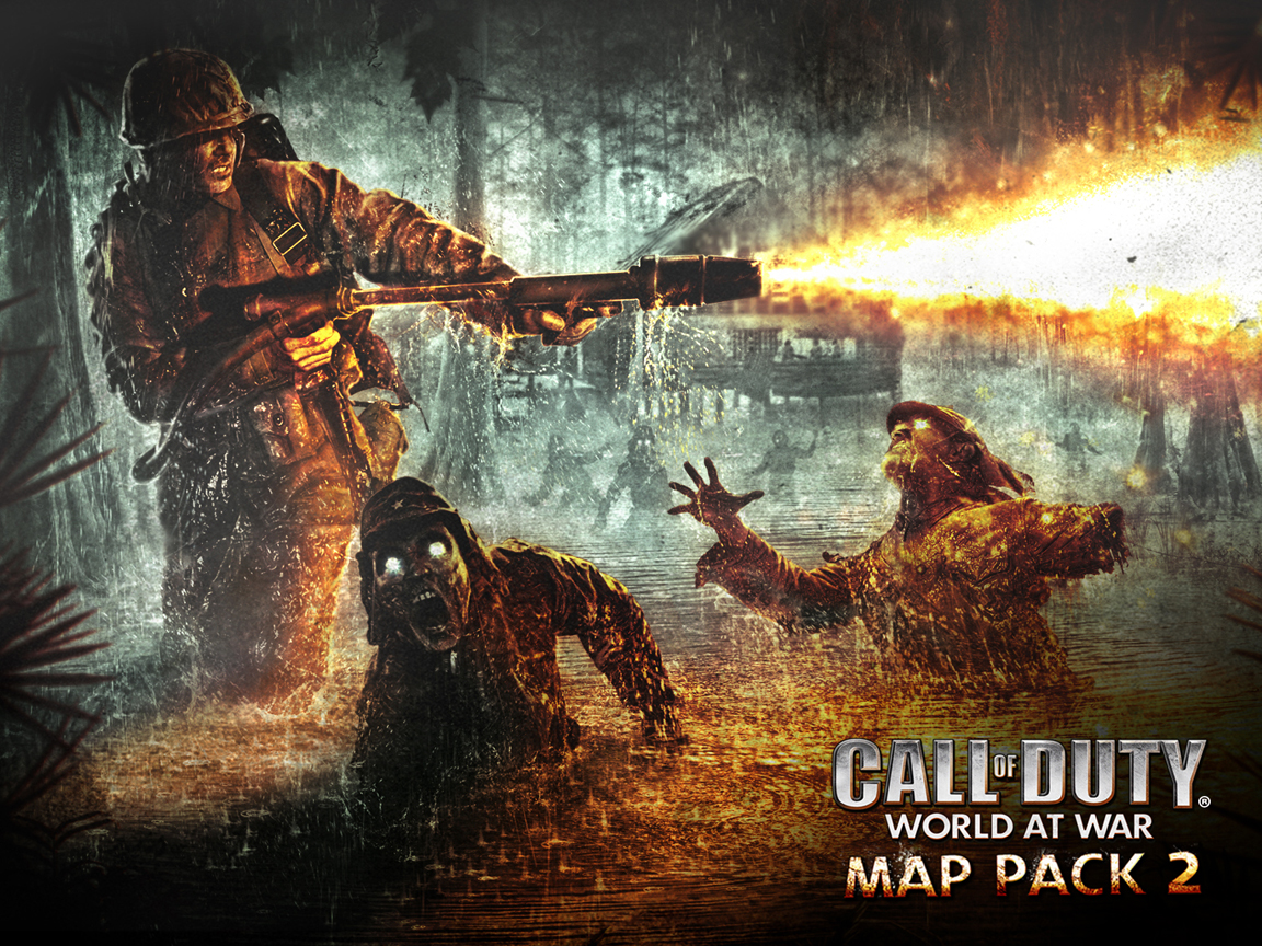 Call of Duty - World at War: Kartenpaket 2 für PC ...