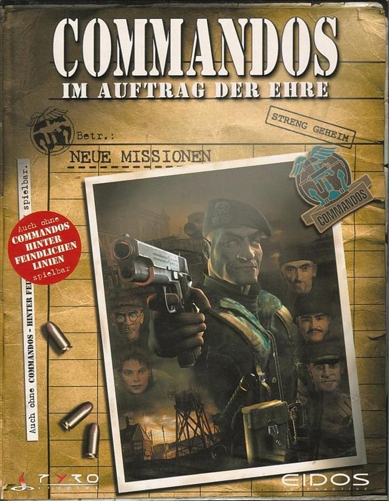 commandos im auftrag der ehre