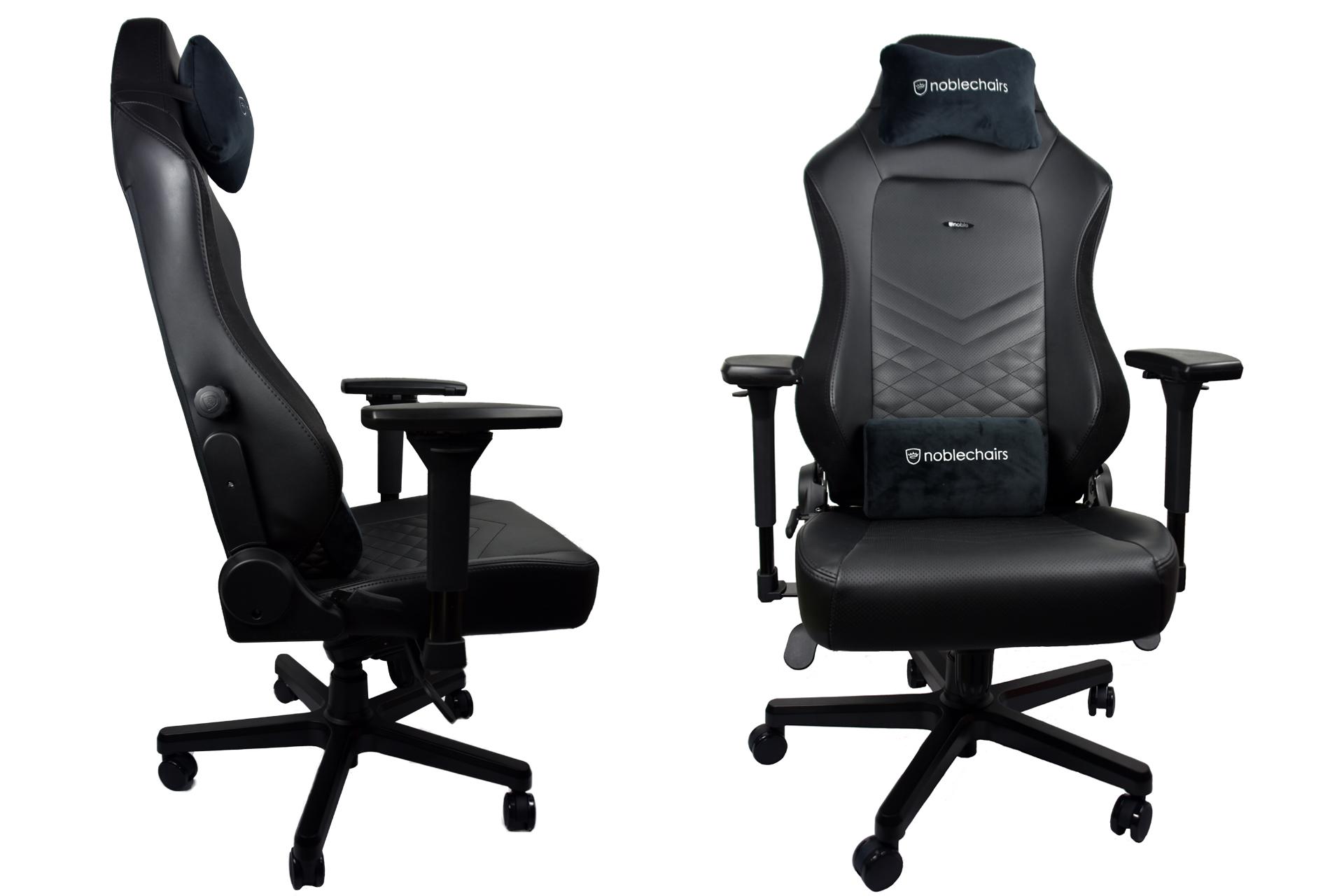 Noblechairs Größter Gaming Stuhl User Artikel Gamersglobalde