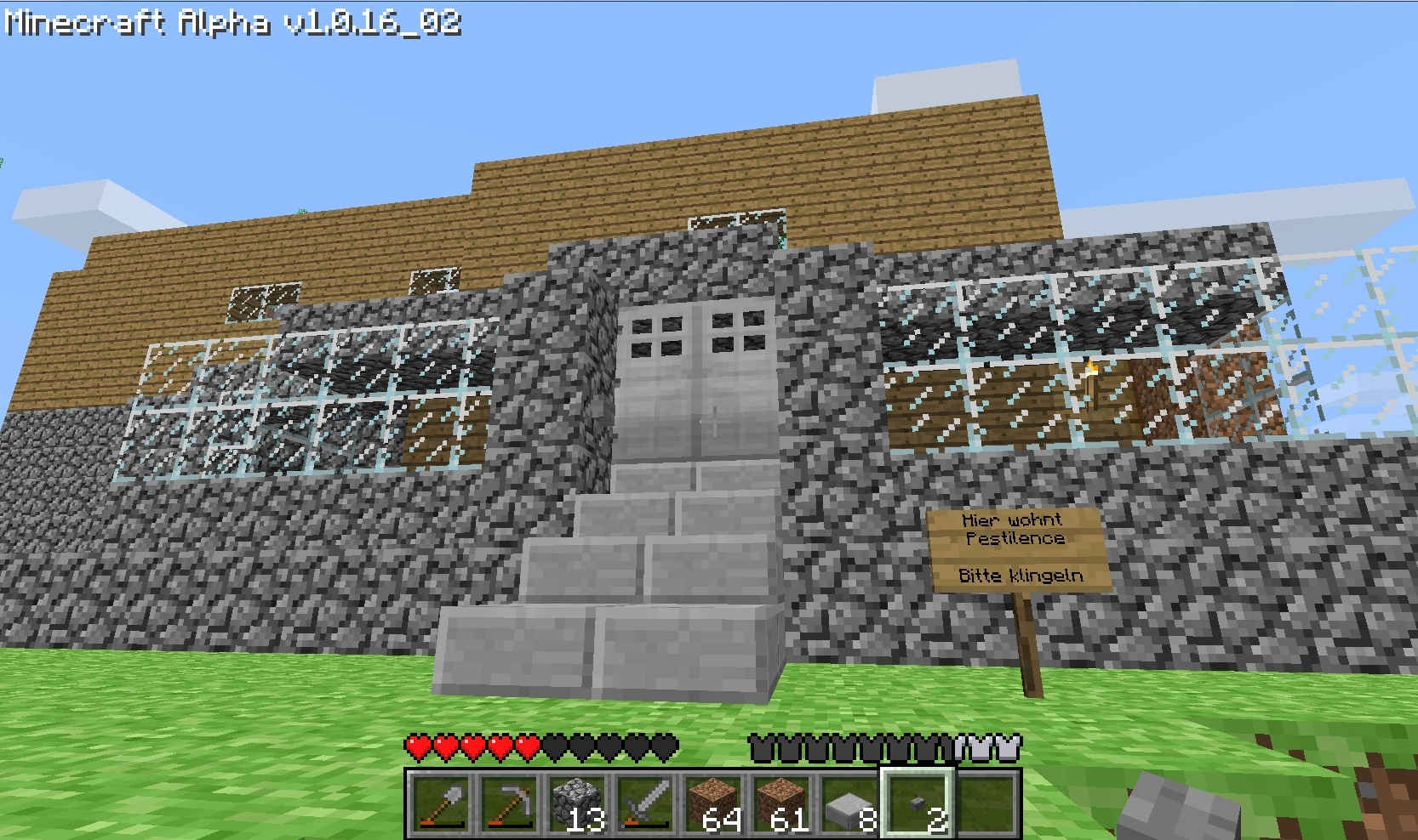 Minecraft Minecraft Seite UserArtikel GamersGlobalde - Minecraft haus bauen lernen