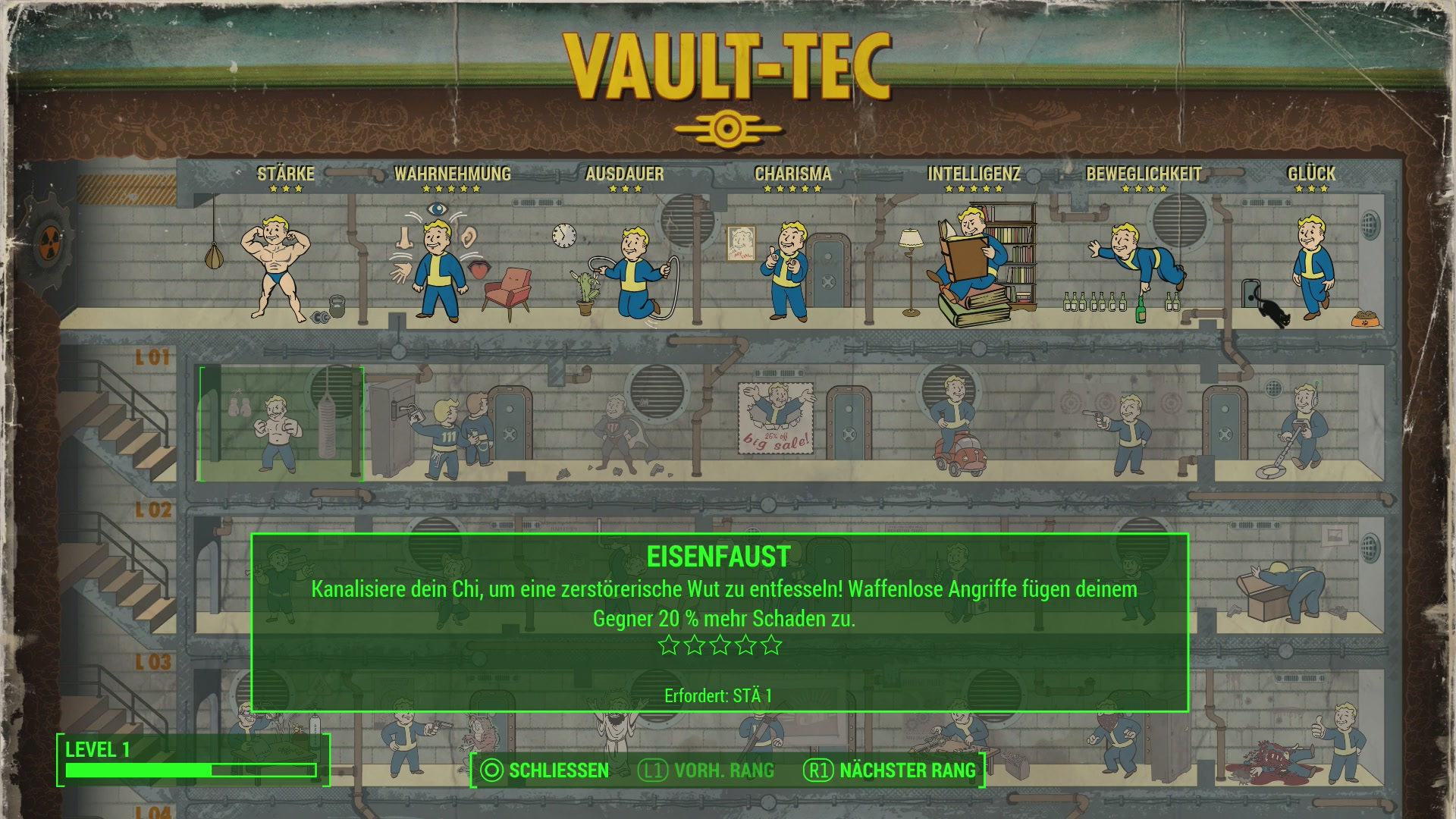 Fallout 4 Alle Skills Im Uberblick Guide Gamersglobal De