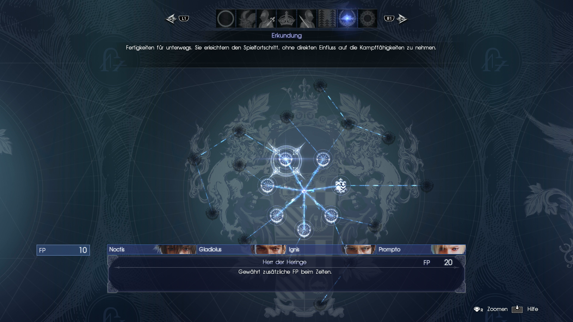 Final Fantasy 15 Königswaffen Karte.Final Fantasy Xv Walkthrough Tipps Zu Kampf Fp Ausrüstung Geld