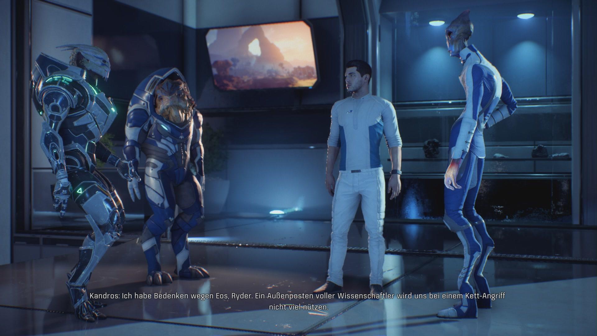 Mass Effect Andromeda Komplettlösung Eine Hoffnungvolle Spur Den