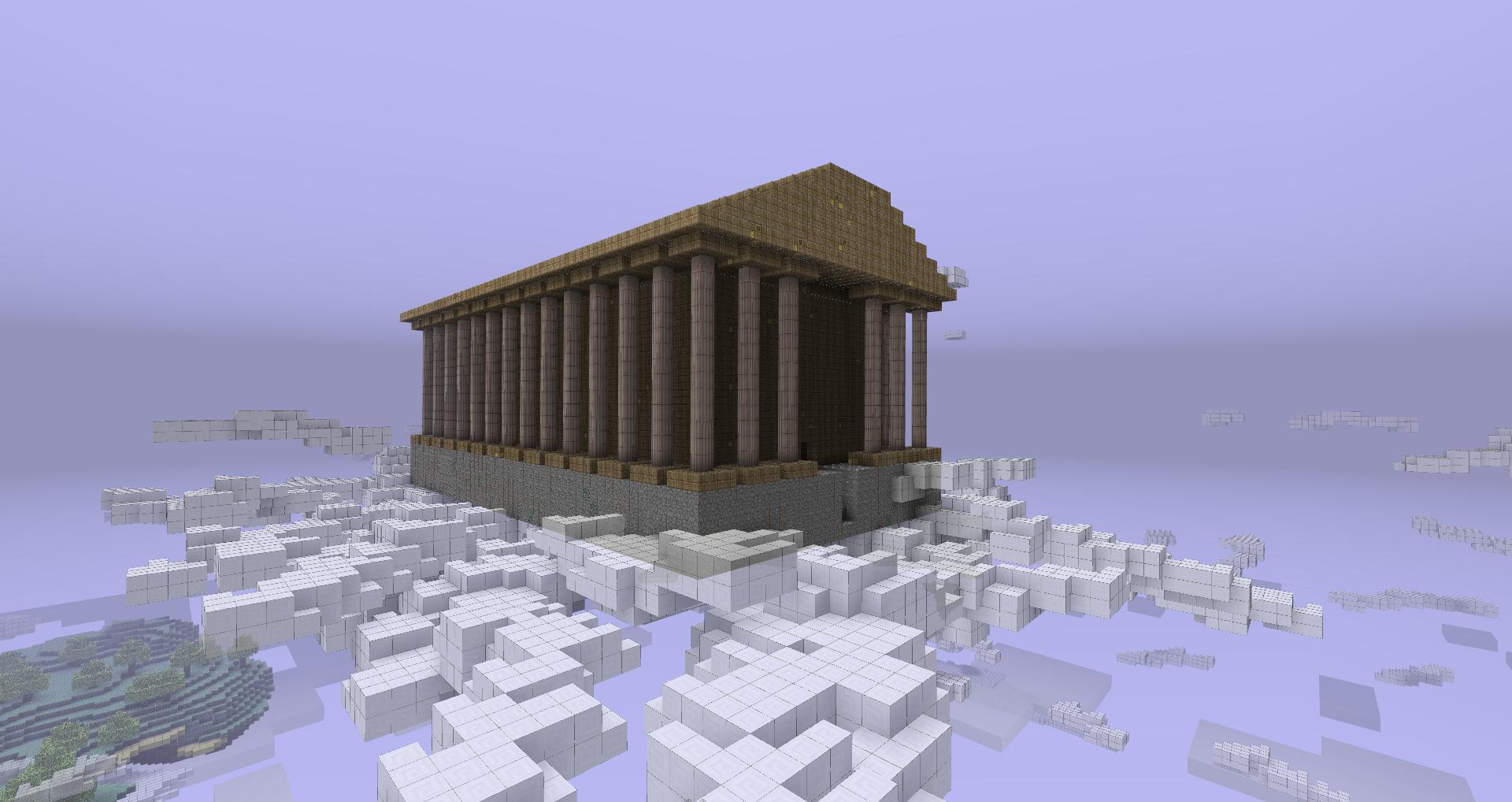 Die Besten MinecraftMods Minecraft Mods S Einleitung Aether - Minecraft hauser kopieren