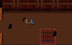 Ein Junge schlägt auf dunkle Kreaturen ein im 16-Bit-Pixel-Actionadventure Mythic Prelude